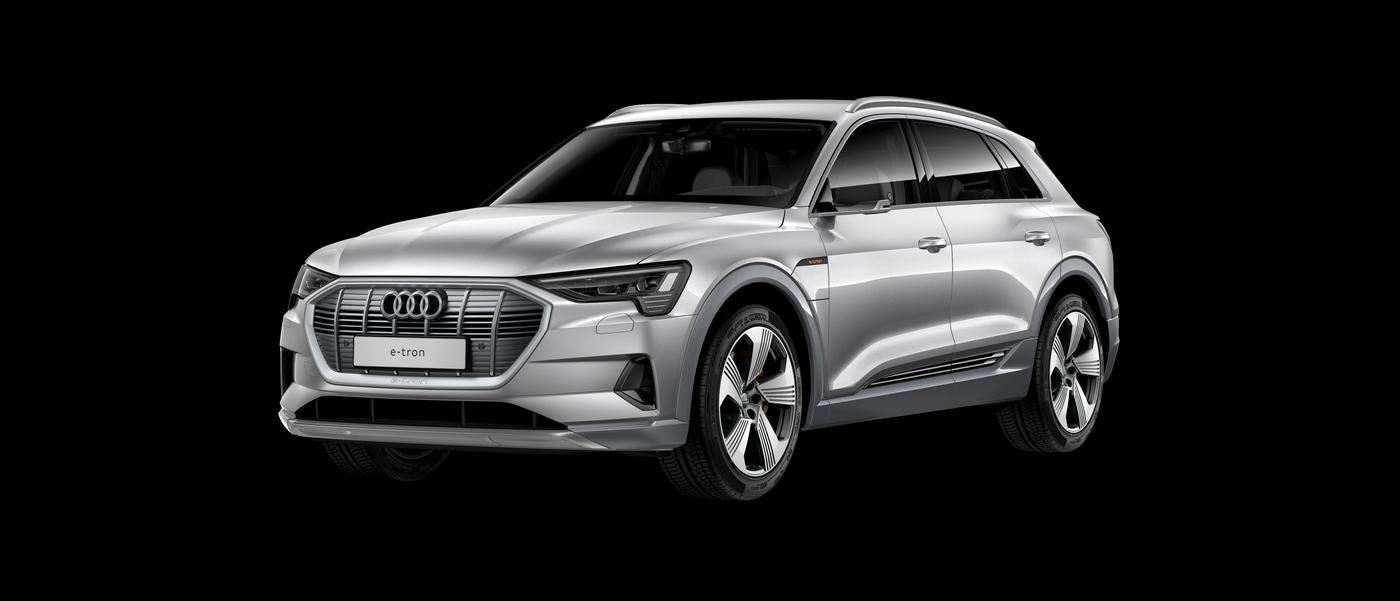 Audi e-tron 55 Quattro Image