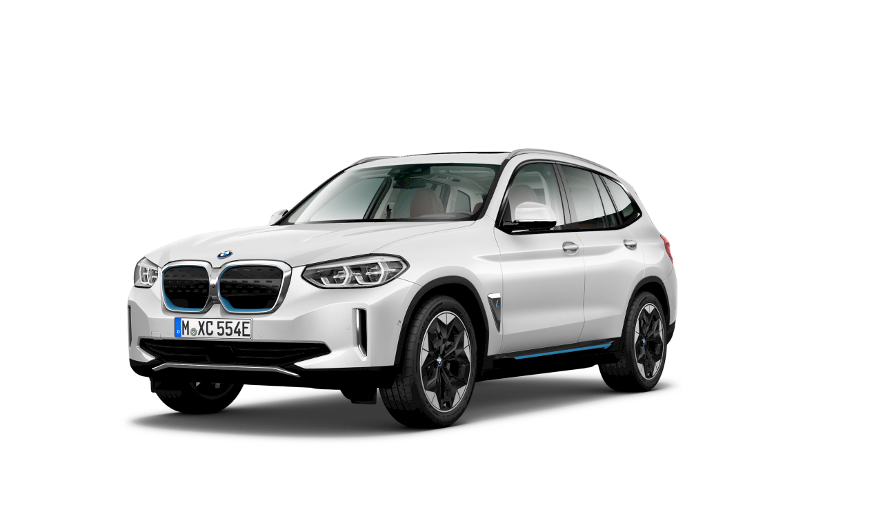 BMW iX3 Image