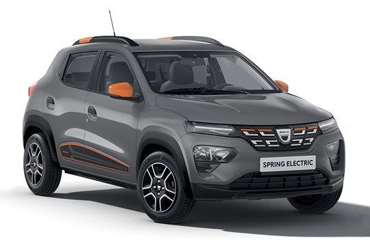 Dacia Spring Electric Image