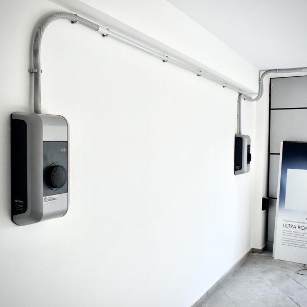 corporate KEBA installation