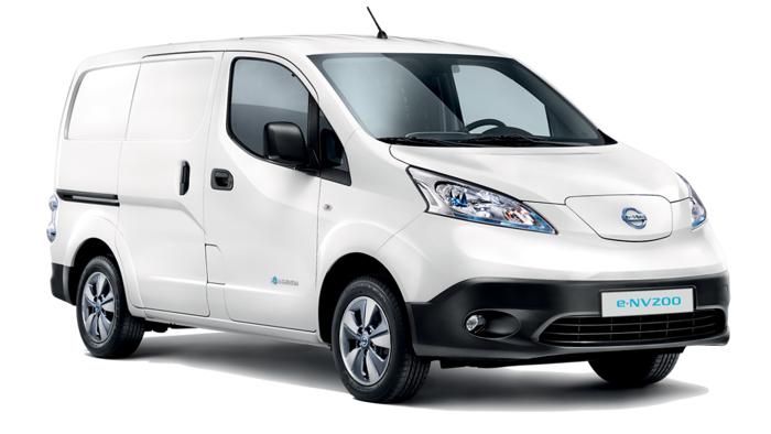 Nissan e-NV200 Image