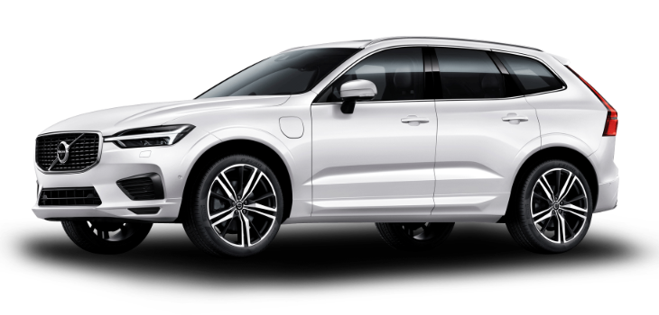 Volvo XC60 T8 Plug-in Hybrid Image