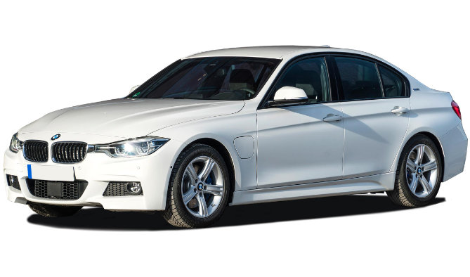 BMW 330e Plug-in Hybrid Image