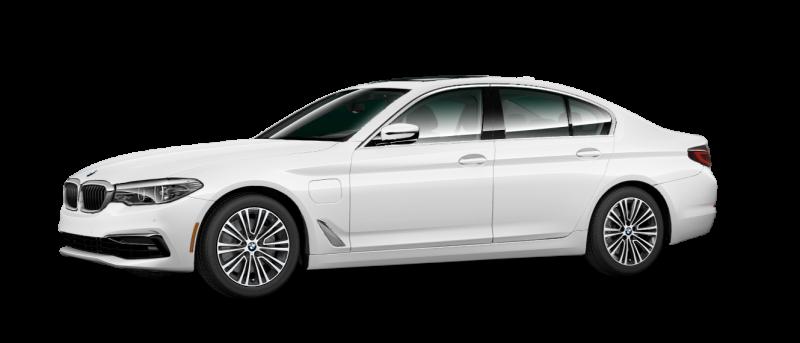 BMW 530e Plug-in Hybrid Image