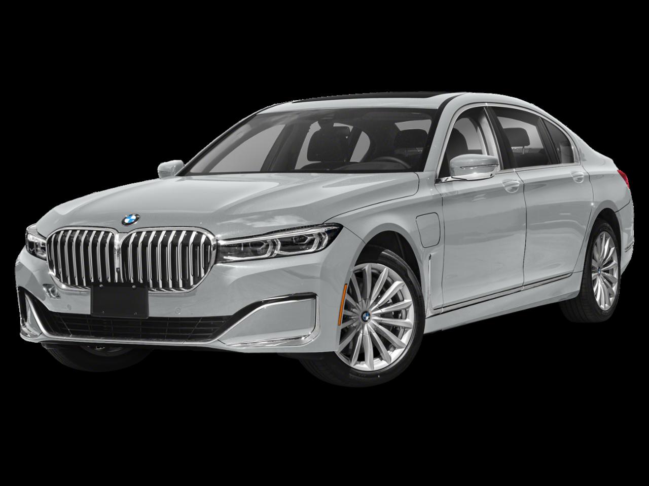 BMW 745e Image