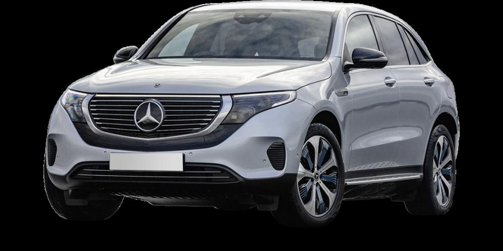 Mercedes EQC Image