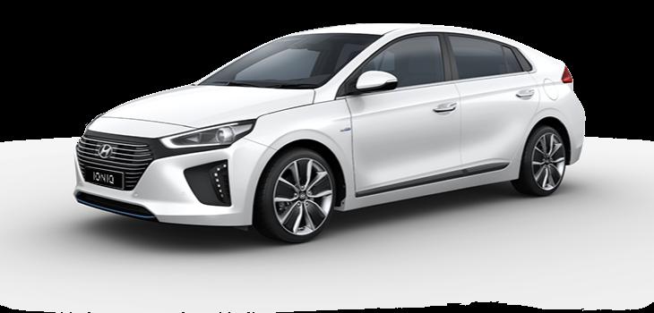 Hyundai IONIQ  Plug-in Hybrid Image