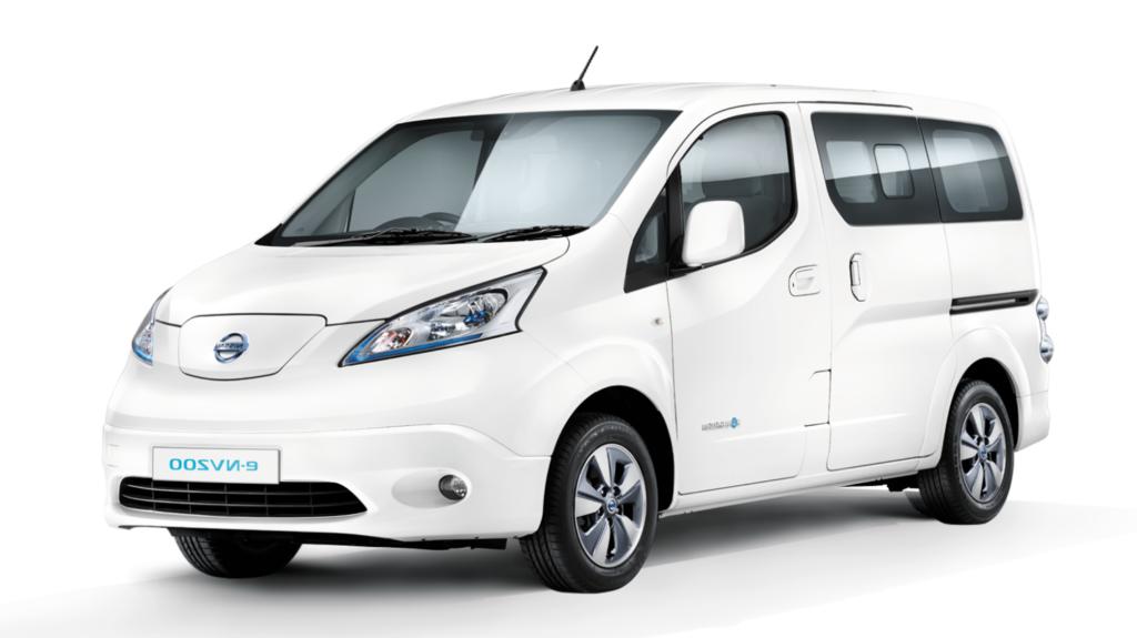 Nissan e-NV200 Evalia Image