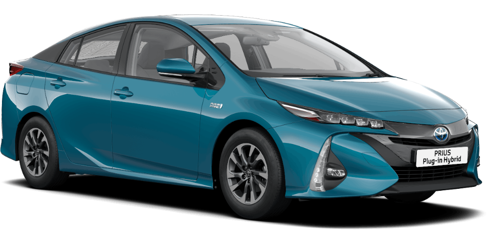 Toyota Prius Plug-in Hybrid* Image