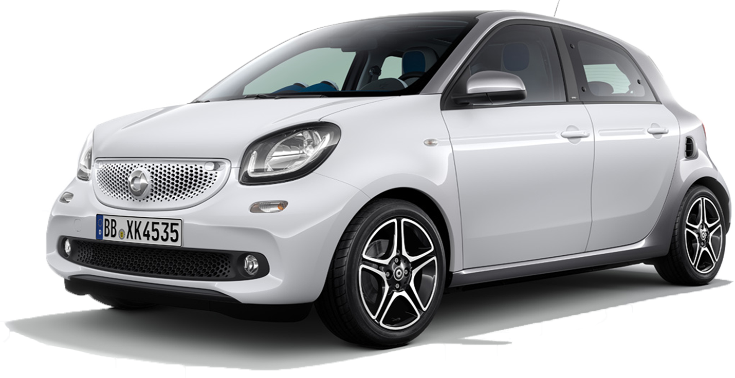 smart forfour Image
