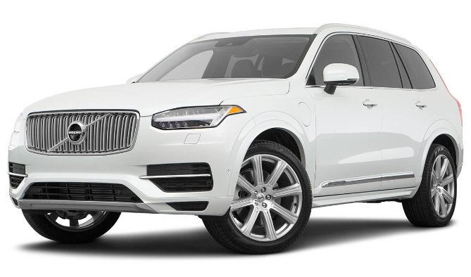 Volvo XC90 T8 Plug-in Hybrid Image