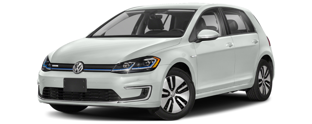 VW e-Golf Image
